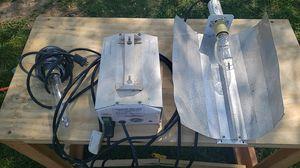 Hydroponic lights and 600w Hydrofarm ballast for Sale in Clinton, MD