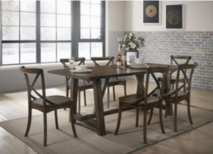 Dining Table 7 PcS in Special Offer In 45701 Highway 27 N Davenport Fl 33897 for Sale in Davenport, FL