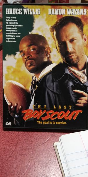 The Last Boyscout dvd for Sale in Brainerd, MN
