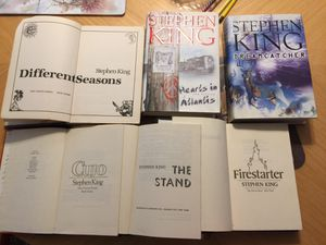 Stephen King original books for Sale in Chicago, IL