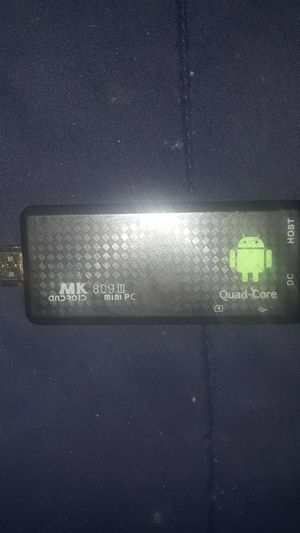 ANDROiD TV DONGLE STiCK for Sale in Phoenix, AZ