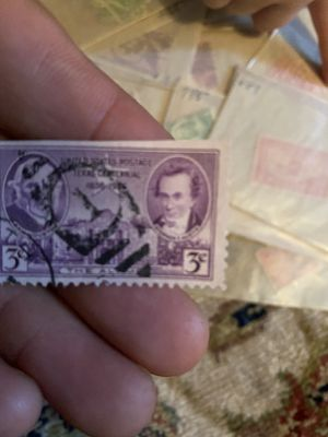 Any one want to buy alots of old stamps for Sale in Saint Paul, MN