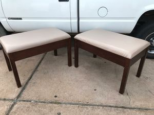 2 BENCH for Sale in Houston, TX