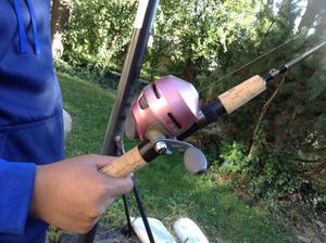 Fishing riel combo for Sale in Addison, IL