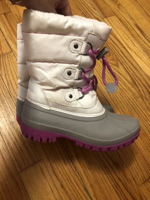 Girls Snow Boots for Sale in Tiverton, RI