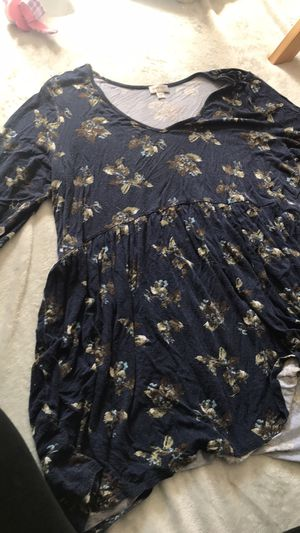 Oversized shirts / fall dresses for Sale in Hilliard, OH