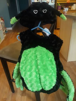 Toddler spider costume for Sale in Billerica, MA