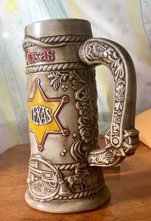 Budweiser Texas star edition Stein for Sale in Edgerton, MO
