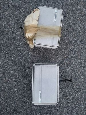Bose garden speakers for Sale in Melrose Park, IL
