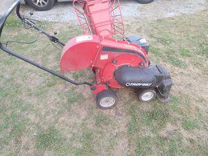 Troy bilt chipper/leaf vacuum. for Sale in Selma, NC