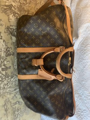 Authentic Louis Vuitton keepall 60. for Sale in Manchester Township, NJ