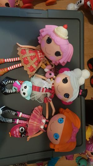 Lalaloopsy for Sale in Coon Rapids, MN