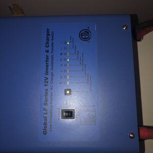 Aimes power inverter charger with Npp battery 1200 for Sale in Meriden, CT
