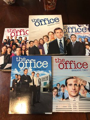 The Office DVDs Seasons 2,3,4,5,8 for Sale in San Bruno, CA