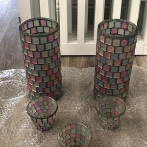 Hurricane Candle Holders for Sale in Bakersfield, CA