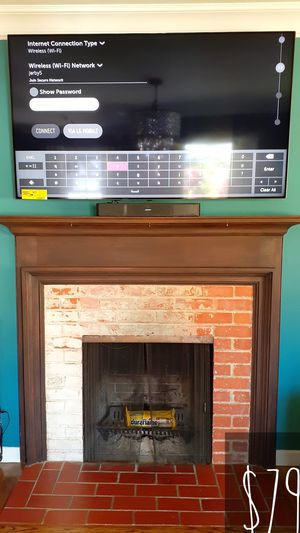 """Mount TVs up to 65"""" only $79, TV Mount free tilt mount included for Sale in Ontario, CA"""