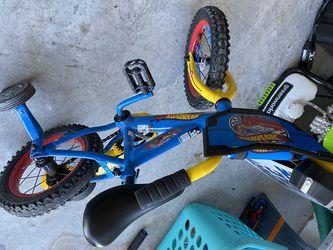12 Inch Bike Hot Wheels for Sale in Winter Haven,  FL