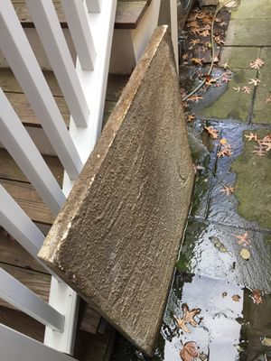 Free Concrete Slab 3 Ft x 3 Ft for Sale in Chevy Chase Village, MD