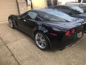 1 OWNER CHEVY CORVETTE ZO6 ONLY 11k!! for Sale in Oregon City, OR