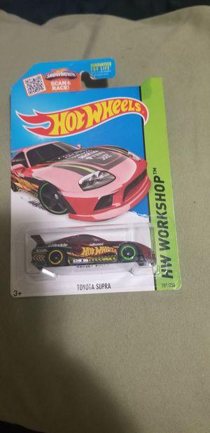 Hot wheels Toyota supra super Treasure for Sale in Veneta, OR