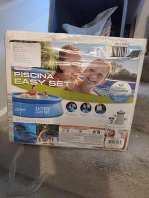 """Intex Easy Set Above Ground Pool 8' x 30"""" for Sale in Daly City, CA"""