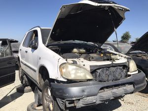 1998 Mercedes-Benz Ml-320 Part Out for Sale in Stockton, CA