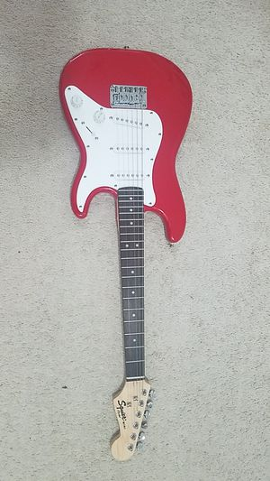 Squier Mini Guitar for Sale in Leesburg, VA