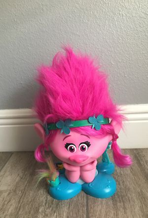 Trolls Poppy hair do toy for Sale in Tampa, FL
