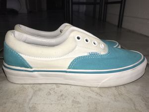 Blue and white vans for Sale in North Las Vegas, NV