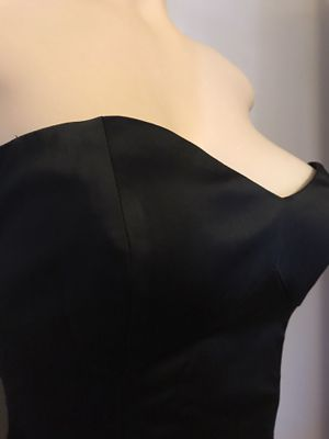 Bebe sweetheart strapless dress women's size 8 $100 New with tags for Sale in Houston, TX