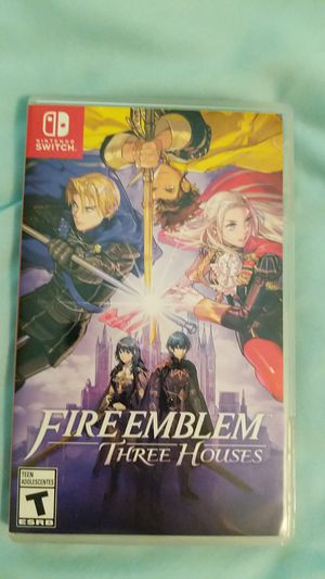 Fire Emblem Switch Game for Sale in Redington Shores, FL