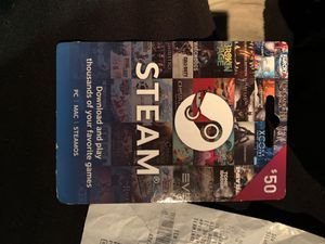 Steam card for Sale in Chicago, IL