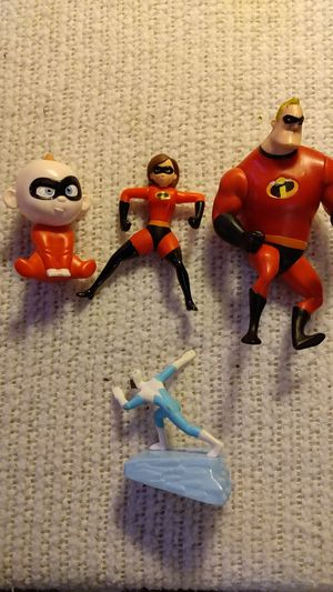 Mr incredible with family and Freeze zone for Sale in Beverly Hills, FL