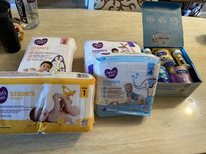 Parents Choice Pampers for Sale in Murfreesboro, TN