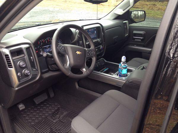 2014 Chevy Silverado Crew Cab LT 4x4