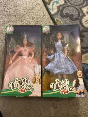 Wizard of Oz pink label barbies for Sale in Euless, TX