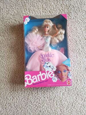 Sparkle eyes barbie for Sale in Tigard, OR