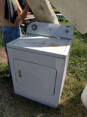 Crosley heavy duty larg capacity electric dryer for Sale in Ashland, MO