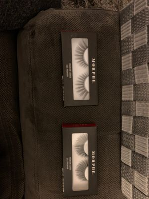 Morphe eyelashes for Sale in Palo Alto, CA