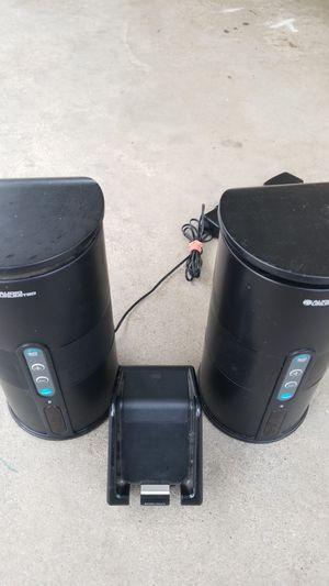 Audio unlimited wireless speakers set for Sale in Merced, CA