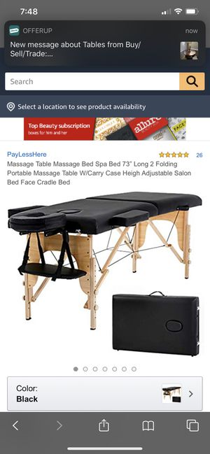 Spa table for Sale in Stockton, CA