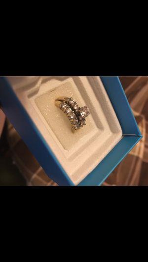 Gold/Diamond woman's wedding rings for Sale in Watsonville, CA