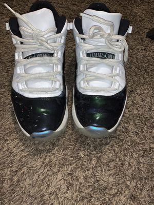 Jordan 11 low emeralds for Sale in Fresno, CA