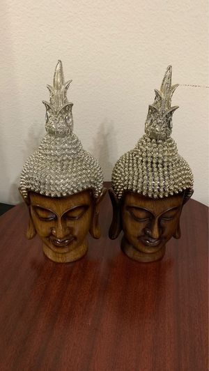 Buddha pair showpiece for Sale in Orlando, FL