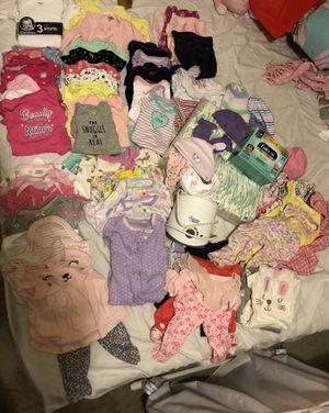Baby girl newborn to 3m for Sale in Livonia, MI