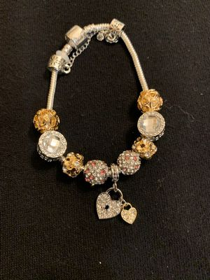 Bracelet with charms for Sale in Seattle, WA