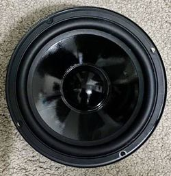 In Box Seas Steal Frame Model: W6-KA638-SH Paper Cone With Rubber Surround Speaker Woofer for Sale in Chapel Hill,  NC