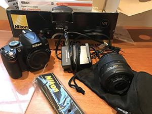 Nikon camera for Sale in Crystal Lake, IL