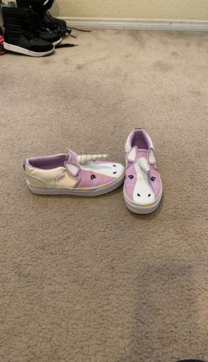 Vans unicorn size 2 for Sale in Rancho Cucamonga, CA