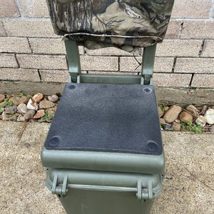 Hunting Sport Seat With Insulated Cooler for Sale in Houston, TX